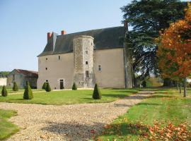 Chambres d'Hôtes Manoir de La Boulinière, Usseau