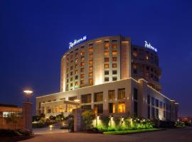 Radisson Blu Hotel New Delhi Dwarka, New Delhi