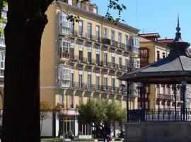 Plaza Pombo B&B, Santander