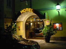 Hotel Goldener Anker, Coburg