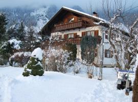 Haus Dorfer, Döbriach