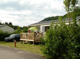 Camping Base de Loisirs du Lac de la Moselotte, Saulxures-sur-Moselotte