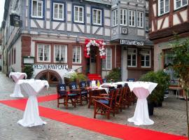 Hotel Schwanen in der City, Mosbach