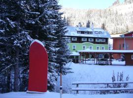 Alpengasthof Hutmannshaus, Innerkrems