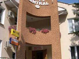 Central Hotel, Soroca
