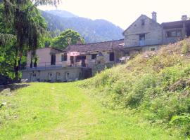 Ristorante Grotto Fondovalle, Vergeletto