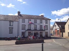 The Castle Hotel, Llandovery