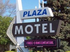 The Plaza Motel, Bryan