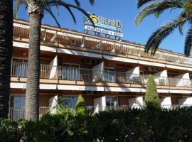 Aparthotel Solifemar, Castelldefels