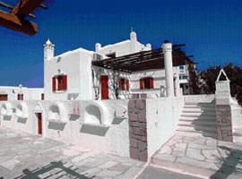 Villa Vasilis, Ville de Mykonos