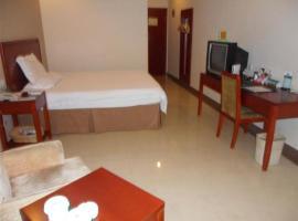 Greentree Inn Shanghai Zhujing Business Hotel, Jinshan