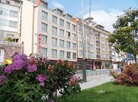 Varadoiro, Portonovo