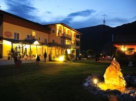 Hotel-Garni Zerza, Tröpolach