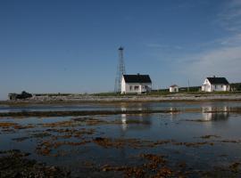 Auberge de la Pointe Ouest, Port-Menier