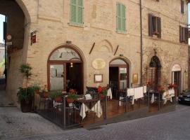 Oro Rosso Hotel Ristorante, Montefalco