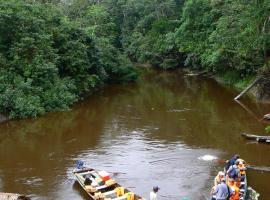 Tambo Yanayacu Lodge, Iquitos