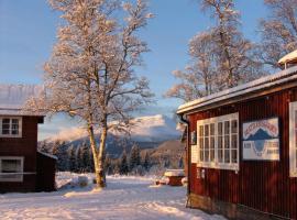 Åre - Brattlandsgården, Undersåker