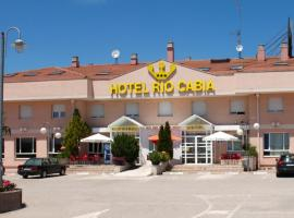 Hotel Río Cabia, Cabia