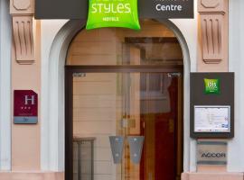 ibis Styles Asnieres Centre, Asnières