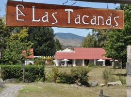 Estancia Las Tacanas, Tafí del Valle