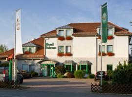 Hotel Friesen, Werdau