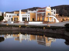 Delina Mountain Resort, Anogia