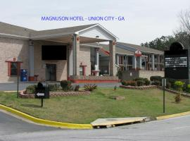 Magnuson Hotel - Atlanta South, Union City