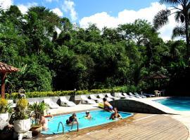 Hotel da Cachoeira, Penedo