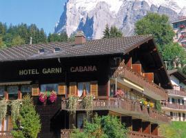 Hotel Cabana, Grindelwald