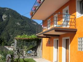 Casa Arancio, Crana