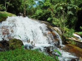 The Natural Healing Spa Retreat, Saluang