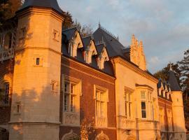 Manoir de Rétival, Caudebec-en-Caux