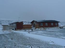 Lax-á Langadalsá River Lodge, Langadalsá veiðihús