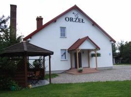 Motel Orzeł, Szczecinek