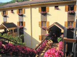 Apartamentos y Habitaciones Sebrango, Espinama
