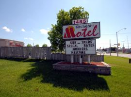 Kitchener Motel, Kitchener