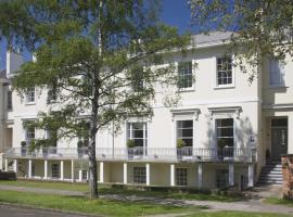 The Cheltenham Townhouse & Apartments, เชลเทนแฮม