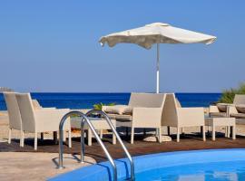 Tony's Beach, Agia Marina