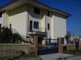 Yellow House, San Sostene