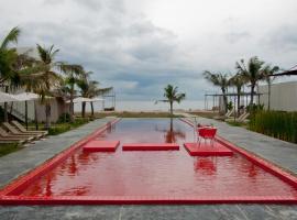 Red Z Resort, Puk Tian