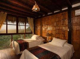 Samai Ocean View Lodge, Olón