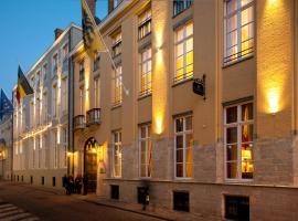 Grand Hotel Casselbergh Brugge, ברוז'