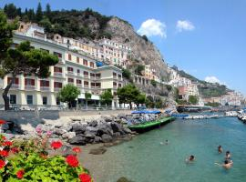 Hotel La Bussola, Amalfi