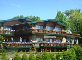 Best Western Adirondack Inn, Lake Placid