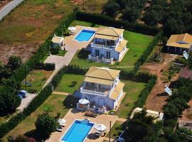 Villas Kalypso & Erato, Ágios Matthaíos