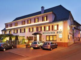 Hotel & Restaurant Hessischer Hof, Ober-Ramstadt