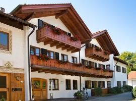 Hotel garni Sterff, Seeshaupt