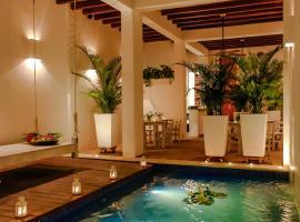 La Casa del Arbol Hotel Boutique by Xarm Hotels, Santa Marta