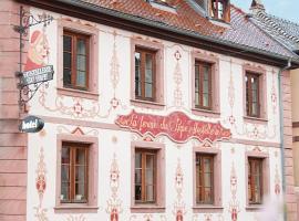 La Ferme du Pape Hostellerie, Eguisheim