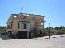 Hostal Restaurante Santa Cruz, Masueco